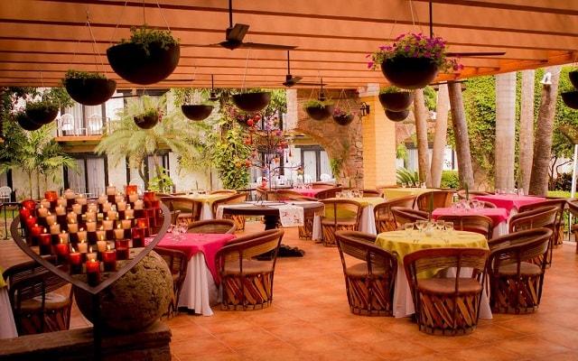 Hacienda Buenaventura Hotel Spa & Beach Club, Restaurante La Troje