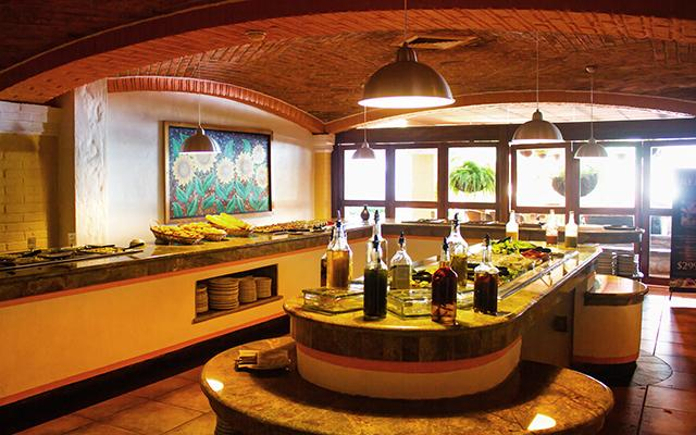 Hacienda Buenaventura Hotel Spa & Beach Club, Bar Cascada