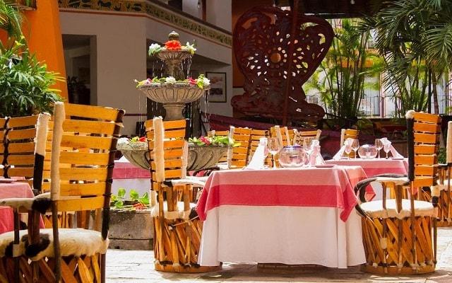 Hacienda Buenaventura Hotel Spa & Beach Club, club de playa