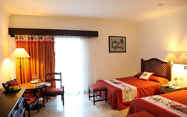 Hacienda Buenaventura Hotel Spa & Beach Club, amplias y luminosas habitaciones