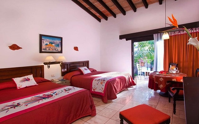 Hacienda Buenaventura Hotel Spa & Beach Club, habitaciones con todas las amenidades