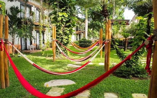 Hacienda Buenaventura Hotel Spa & Beach Club, hamacas