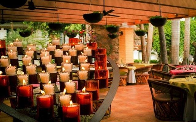 Hacienda Buenaventura Hotel Spa & Beach Club, Restaurante Los Portales