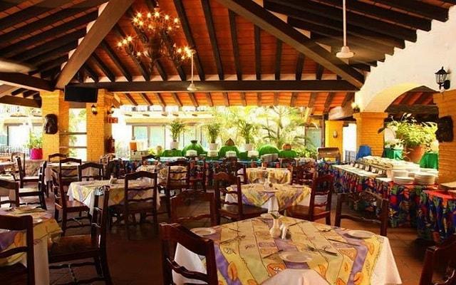 Hacienda Buenaventura Hotel Spa & Beach Club, escenario ideal para tus alimentos