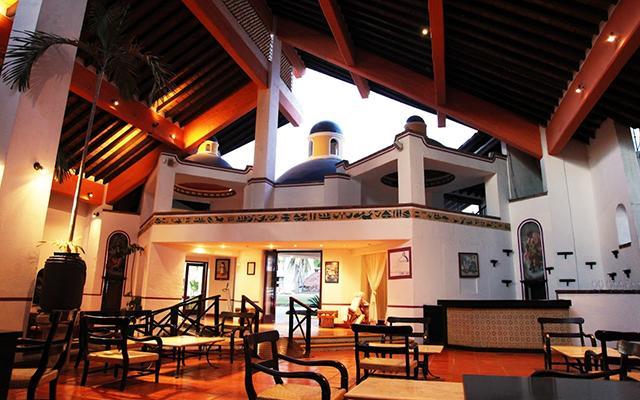 Hacienda Buenaventura Hotel Spa & Beach Club, lobby