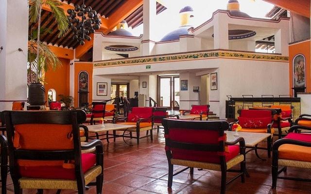 Hacienda Buenaventura Hotel Spa & Beach Club, sala