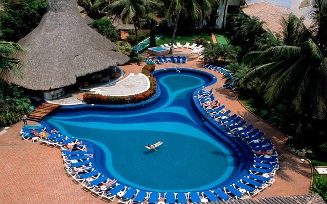 Hacienda Buenaventura Hotel Spa & Beach Club, vista aérea