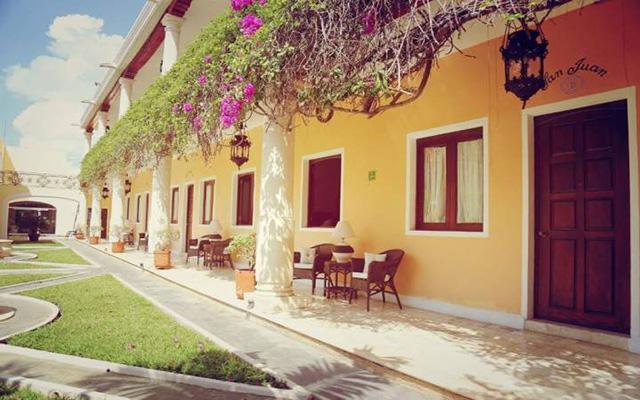 Hotel Casa Lucia en Mérida Centro