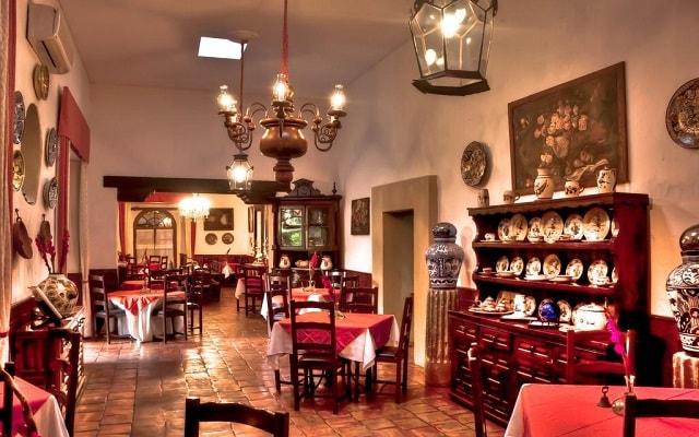 Hacienda El Carmen Hotel and Spa, escenario ideal para tus alimentos