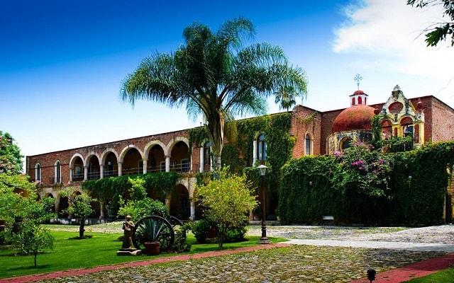 Hacienda El Carmen Hotel and Spa en Ahualulco de Mercado