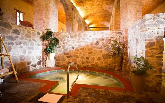Hacienda El Carmen Hotel and Spa, permite que te consientan en el spa
