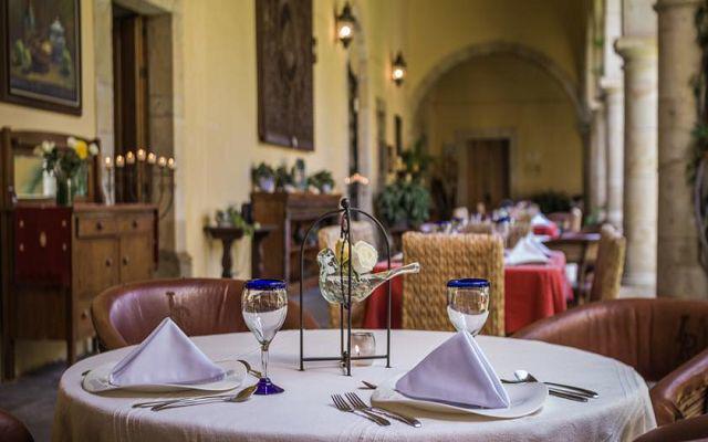 Restaurante con platillos mexicanos de estilo contemporáneo