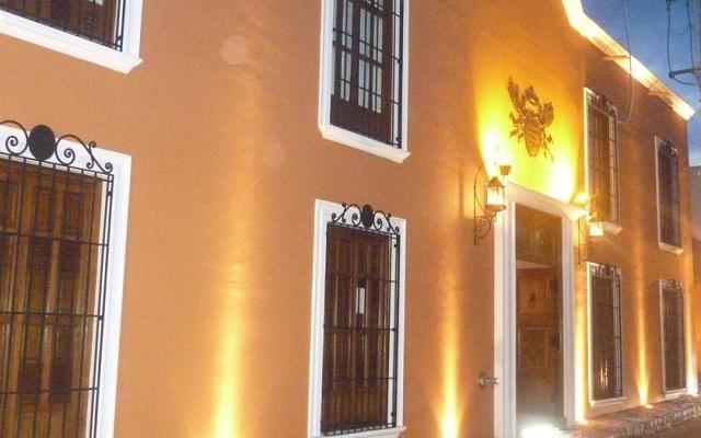 Hotel Hacienda de los Angeles en Tuxtla Gutiérrez