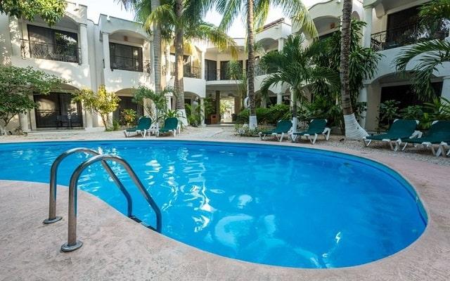 Hacienda Paradise Boutique Hotel, disfruta de su alberca al aire libre