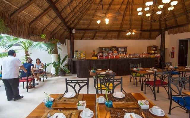 Hacienda Paradise Boutique Hotel, servicio de calidad