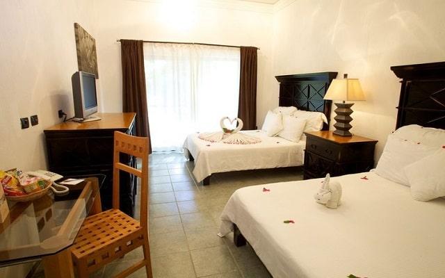 Hacienda Paradise Boutique Hotel, habitaciones bien equipadas