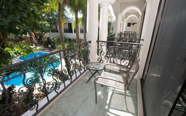 Hacienda Paradise Boutique Hotel, cómodas instalaciones