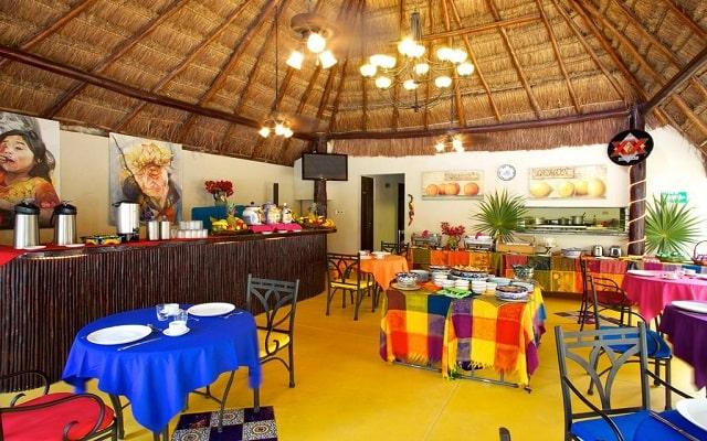 Hacienda Paradise Boutique Hotel, escenario ideal para tus alimentos