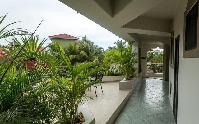 Hacienda Paradise Boutique Hotel, confort en cada sitio