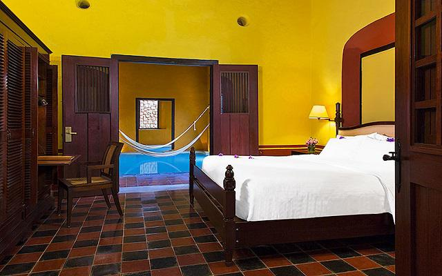 Habitación Junior Suite de Hacienda Puerta Campeche