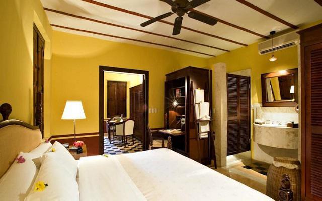 Habitación Superior de Hacienda Puerta Campeche
