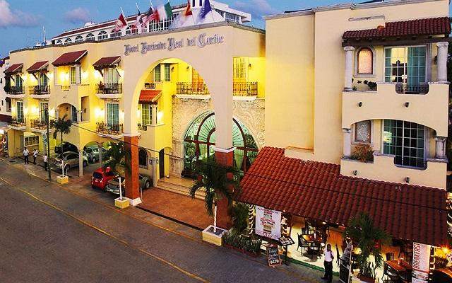 Hotel Hacienda Real del Caribe en Playa del Carmen