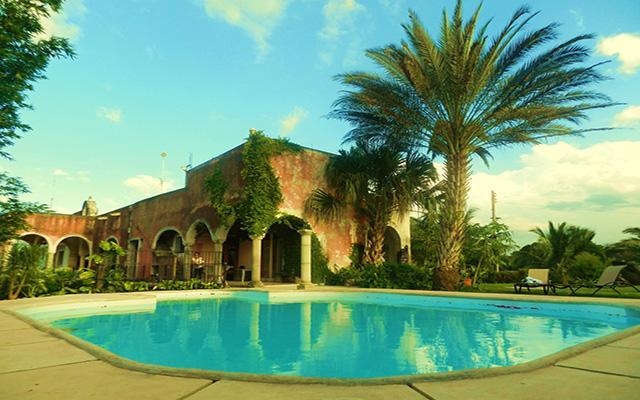 Hacienda Tepich en Mérida Centro