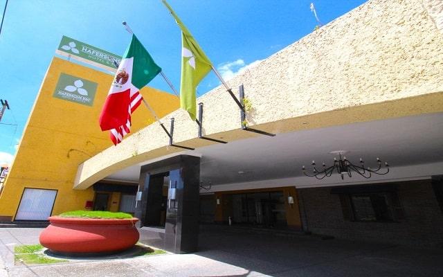 Hafersons Inn Hotel and Suites en Tampico Ciudad
