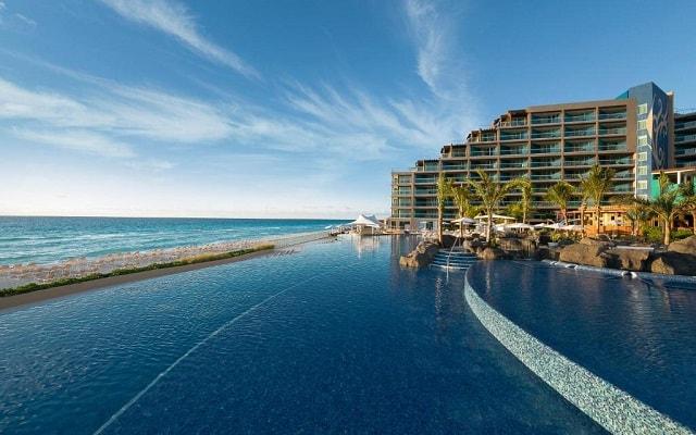Hard Rock Hotel Cancún, escenario fascinante