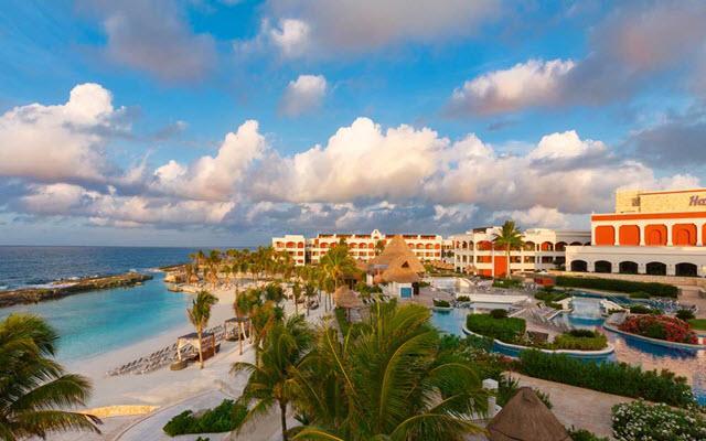 Hard Rock Hotel Riviera Maya, hermosas vistas de la Riviera