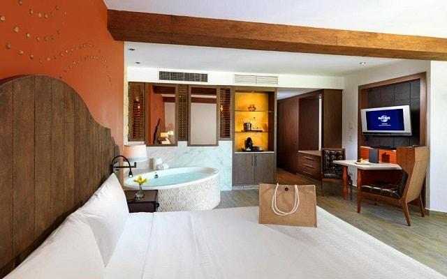 Hard Rock Hotel Riviera Maya, amenidades de calidad