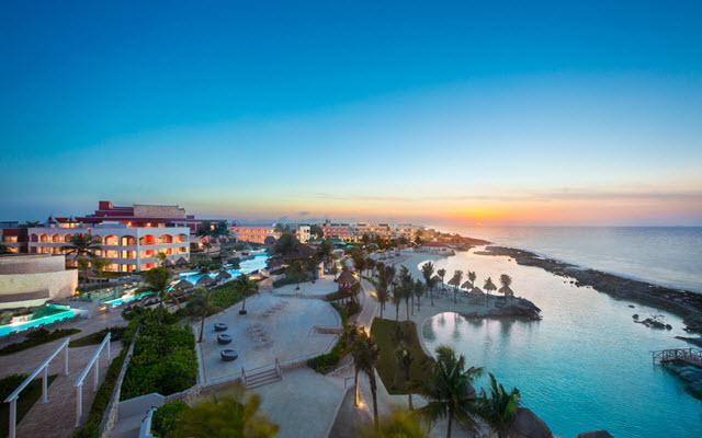 Hard Rock Hotel Riviera Maya, atardeceres inolvidables