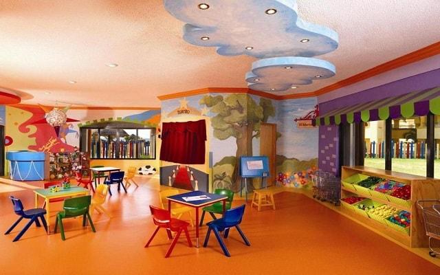 Hard Rock Hotel Riviera Maya, club de niños