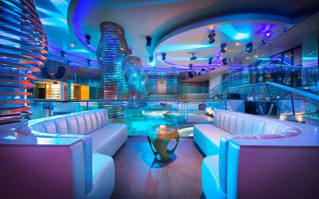 Hard Rock Hotel Riviera Maya, disco