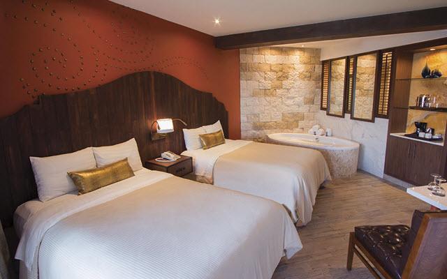 Hard Rock Hotel Riviera Maya, amplias y luminosas habitaciones