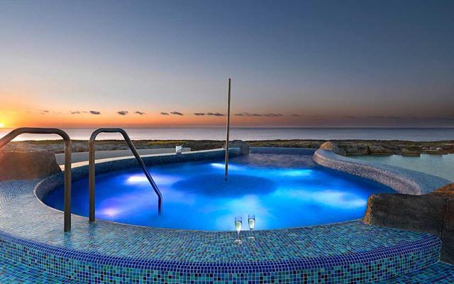 Hard Rock Hotel Riviera Maya, jacuzzi