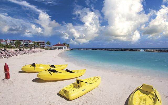Hard Rock Hotel Riviera Maya, anímate a pasear en kayak