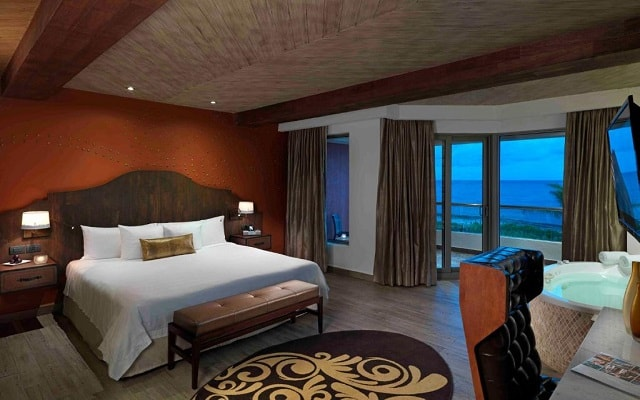 Hard Rock Hotel Riviera Maya, habitaciones bien equipadas