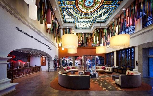 Hard Rock Hotel Riviera Maya, atención personalizada desde el inicio de tu estancia