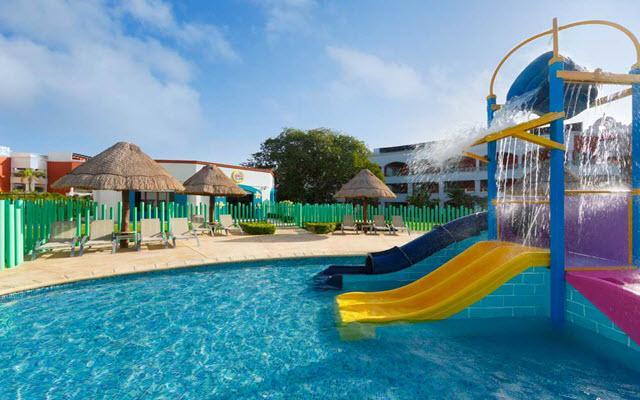 Hard Rock Hotel Riviera Maya, alberca para niños