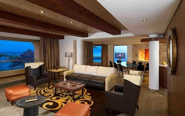 Hard Rock Hotel Riviera Maya, algunas habitaciones cuentan con sala