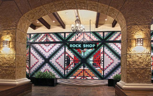 Hard Rock Hotel Riviera Maya, Rock Shop