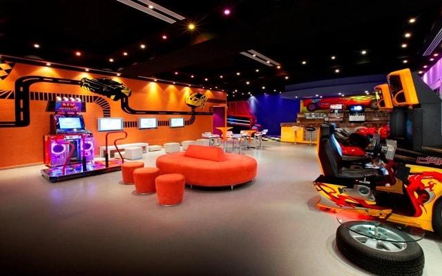 Hard Rock Hotel Riviera Maya, videojuegos