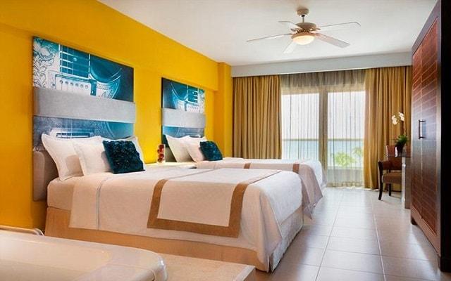 Hard Rock Hotel Vallarta, amplias y luminosas habitaciones