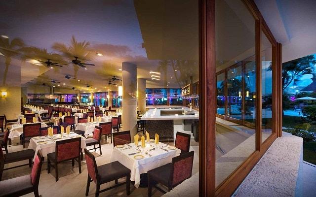 Hard Rock Hotel Vallarta, Restaurante Ipanema
