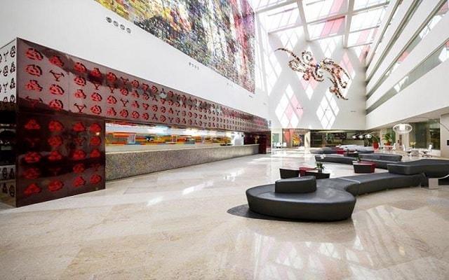 Hard Rock Hotel Vallarta, lobby