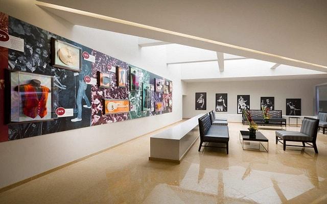 Hard Rock Hotel Vallarta, vestíbulo