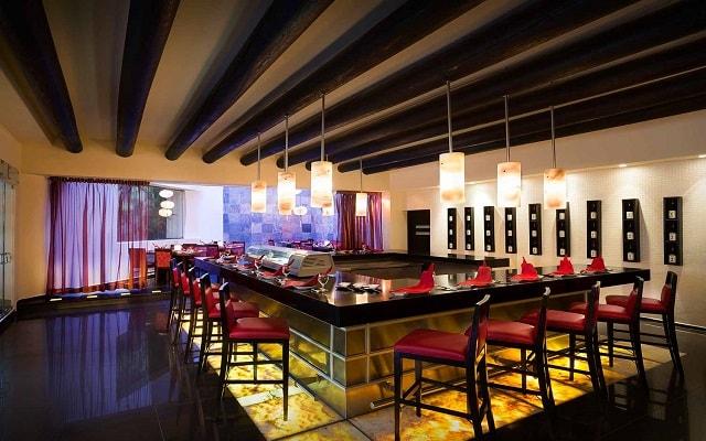 Hard Rock Hotel Vallarta, Restaurante Zen