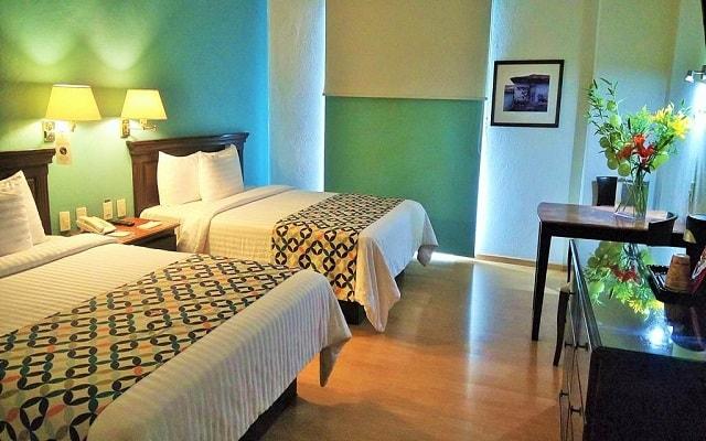 HG Hotel, espacios de diseño