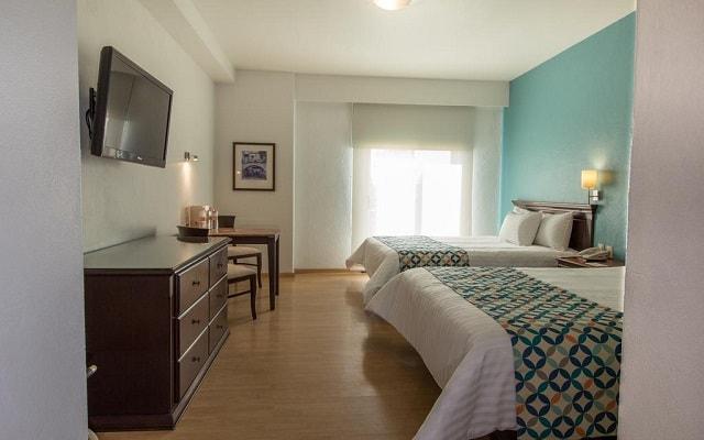 HG Hotel, amplias y luminosas habitaciones